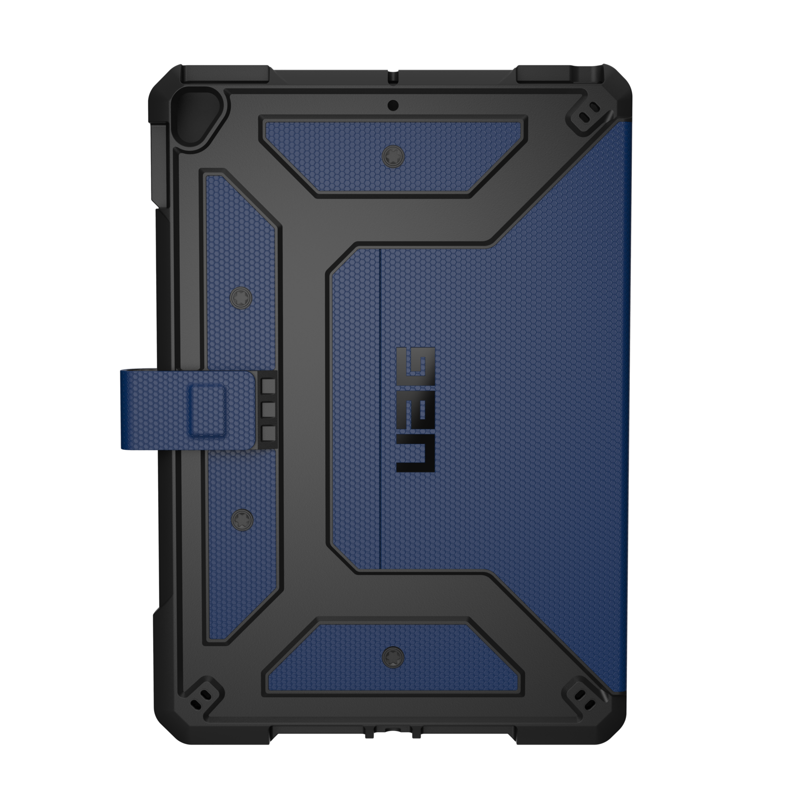"UAG: Metropolis Case for iPad 10.2"" - Cobalt image"