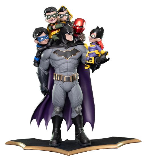 "Batman: Family - 8"" Q-Master Diorama Statue"