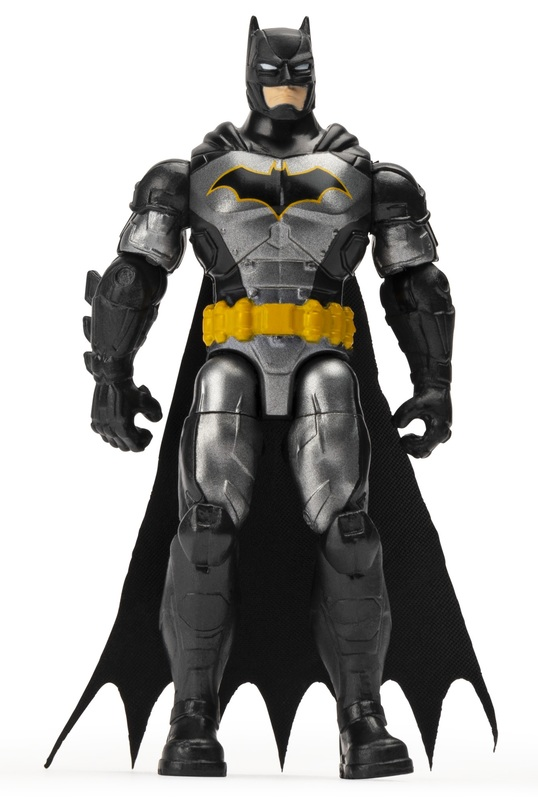 DC Comics: Batman (Tactical) - Mystery Mission Figure
