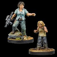 The Walking Dead: Maggie, Hilltop Leader Booster image