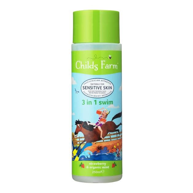 Childs Farm: 3-in-1 Swim - Strawberry and Mint (250ml)