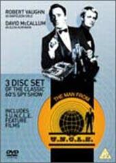 Man from U.N.C.L.E., The (3 Disc Set) on DVD