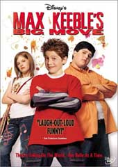 Max Keeble's Big Move on DVD