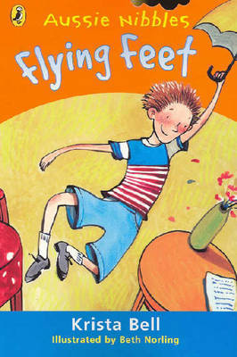 Flying Feet by Krista Bell
