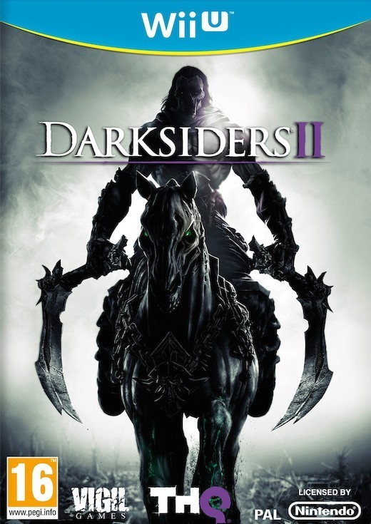 Darksiders II for Wii U