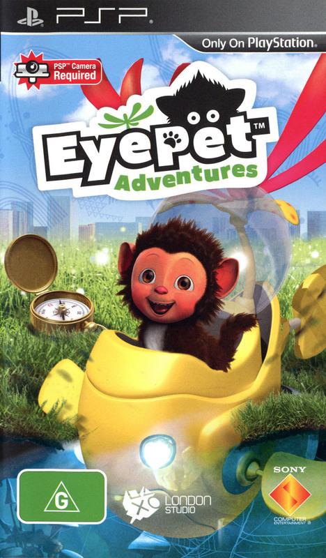 EyePet Adventures for PSP