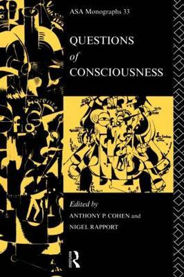 Questions of Consciousness image
