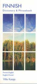 Finnish-English / English-Finnish Dictionary & Phrasebook by Ville Kataja image