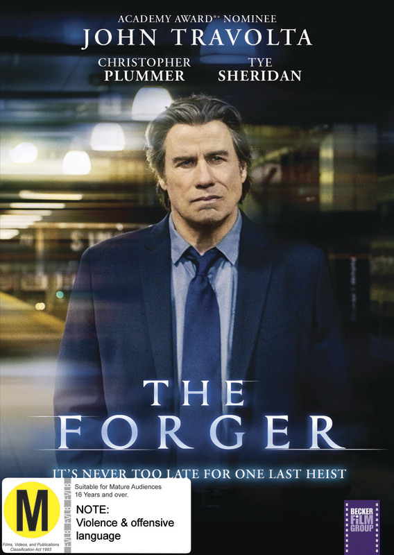 The Forger on DVD