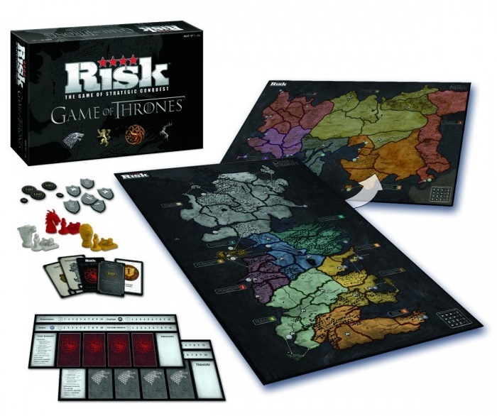 Risk: Game of Thrones Edition image