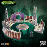 ColorED Scenery: Malifaux Big Top Stage