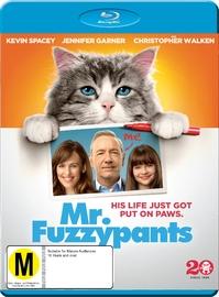 Mr. Fuzzypants on Blu-ray