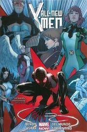 All-new X-men Vol. 4 by Brian Michael Bendis