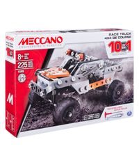 Meccano 10 Model Set (Race Truck)