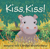 Kiss Kiss! by Margaret Wild image