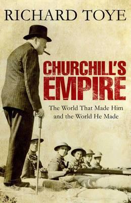 Churchill's Empire by Richard Toye image