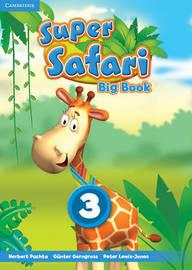 Super Safari Level 3 Big Book by Herbert Puchta