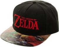 Legend of Zelda: Vinyl Printed - Flat Bill Cap