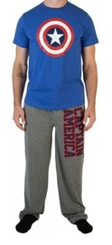 Marvel: Captain America - Sleep Set (Medium)