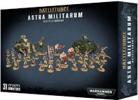 Warhammer 40,000 Battleforce: Astra Militarum Battlegroup