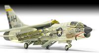 "Academy 1/72 Usn F-8E Vf-162 ""The Hunters"" Scale Model Kit"