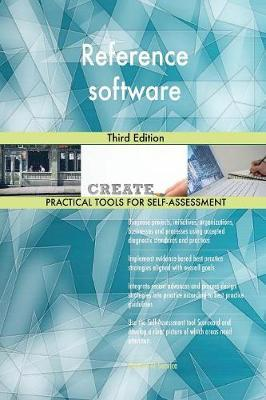 Reference Software Third Edition by Gerardus Blokdyk image