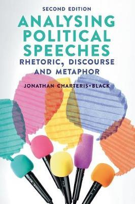 Analysing Political Speeches by Jonathan Charteris-Black image