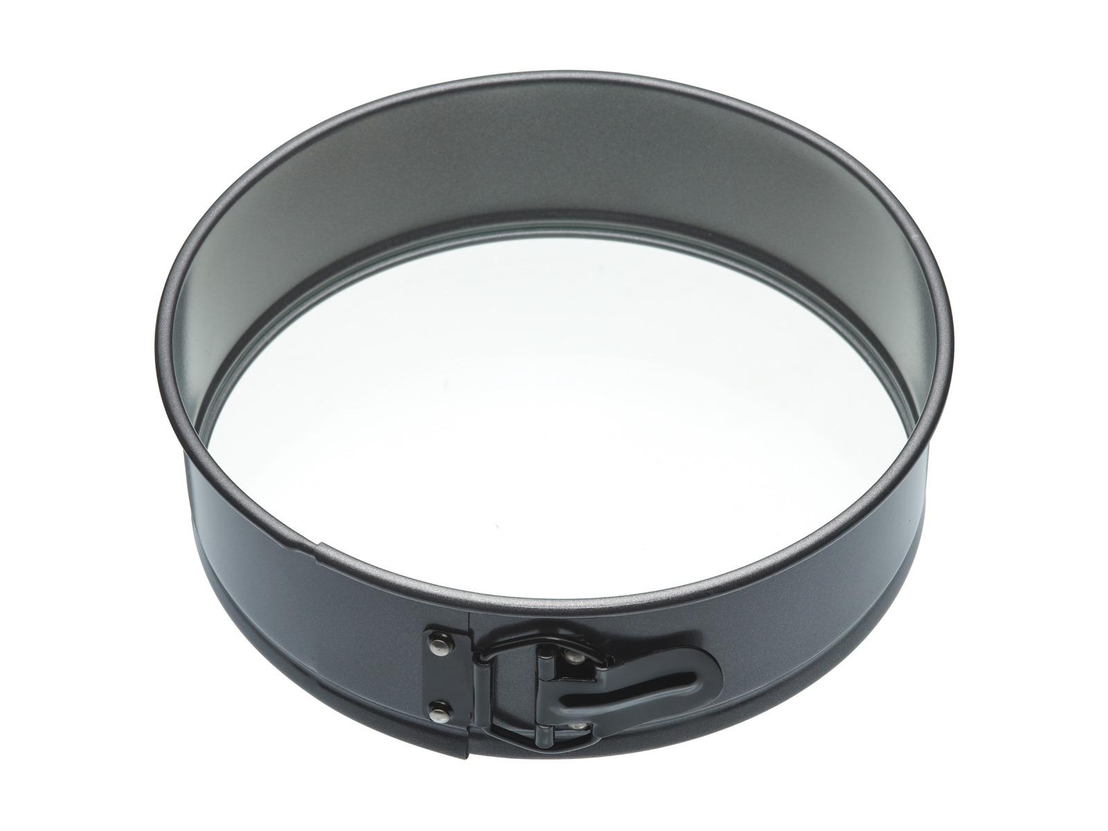 MasterClass: Non-Stick Springform Round Cake Pan with Glass Base (25cm) image