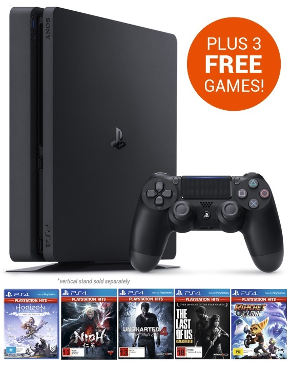 PS4 Slim 1TB Value bundle | PS4 | In-Stock - Buy Now | at
