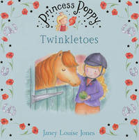 Princess Poppy: Twinkletoes by Janey Louise Jones image