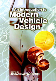 Introduction to Modern Vehicle Design