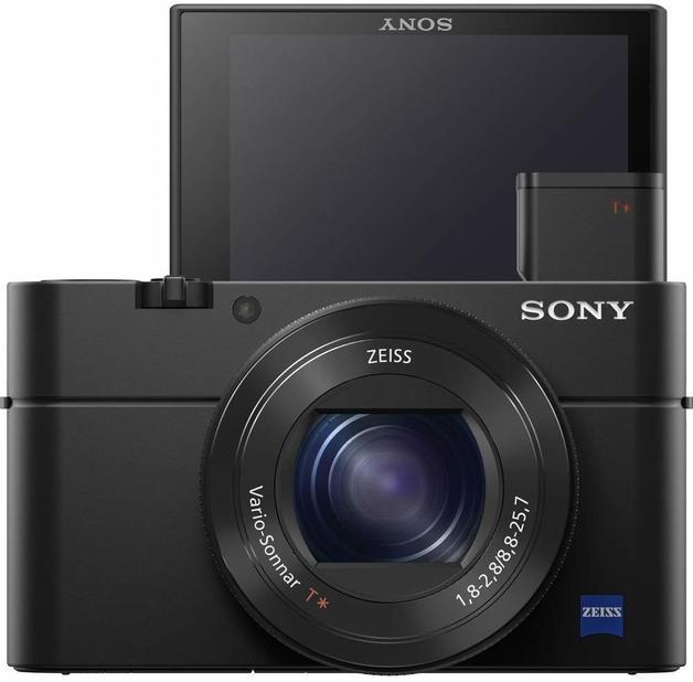 Sony: Cyber-shot DSC-RX100 IV Camera