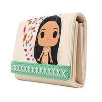 Loungefly: Pocahontas - Meeko Earth Day Flap Purse