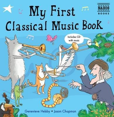 My First Classical Music Book by Genevieve Helsby image