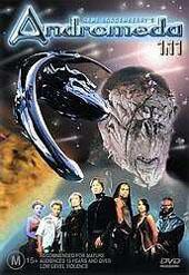 Andromeda 1.11 on DVD
