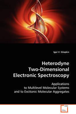 Heterodyne Two-Dimensional Electronic Spectroscopy by Igor V. Stiopkin
