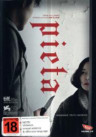 Pieta on DVD