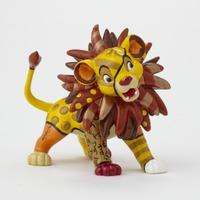 Romero Britto - Simba Mini Figurine