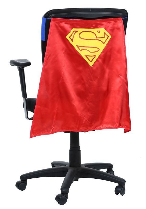 superman chair cape at mighty ape nz rh mightyape co nz superman character profile superman chart