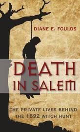 Death in Salem by Diane Foulds