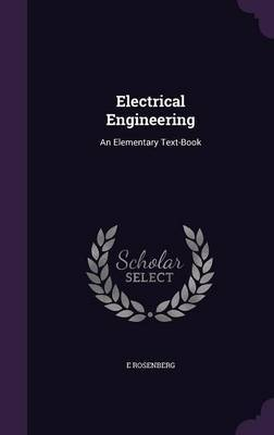 Electrical Engineering by E Rosenberg