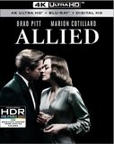 Allied (4K UHD + Blu-ray) DVD