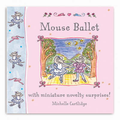 Little Mouse Books: Mouse Ballet image