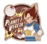 Dragon Ball Z: Travel Luggage Sticker - Planet Vegeta #2