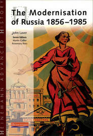 Heinemann Advanced History: The Modernisation of Russia 1856-1985 image
