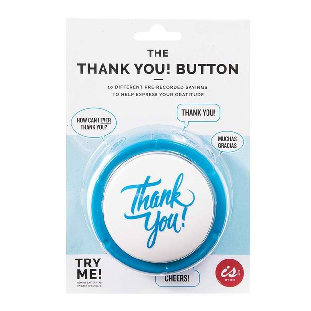 The THANK YOU! Button