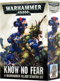 Warhammer 40,000: Know No Fear image