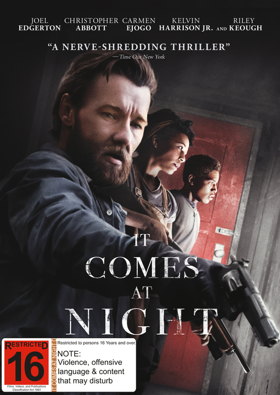 It Comes At Night on DVD