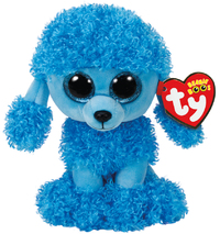 Ty Beanie Boo Mandy Poodle