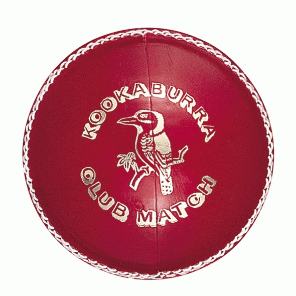 Kookaburra Club Match 156G Red Ball